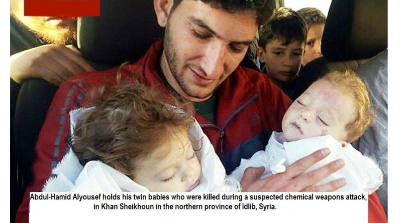 Russia knew Syria chemical attack