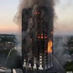 6 killed in London fire