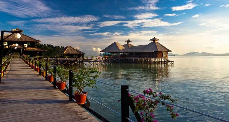 7 islands perfect for day trips Gaya island Malaysia