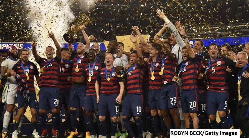 US wins 2017 Gold Cup soccer final
