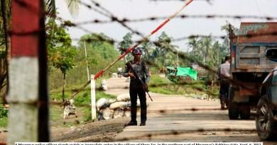 Conspiracy theories in Myanmar's Rohingya crisis