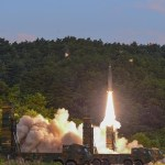 S Korea holds missile drills