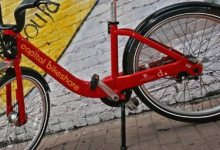 The Capital Bikeshare program in D.C. was launched September 2010. (Courtesy photo)
