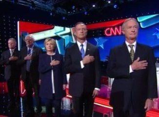 First Democratic Presidential Debate