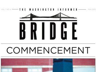 Washington Informer Bridge, May 2015