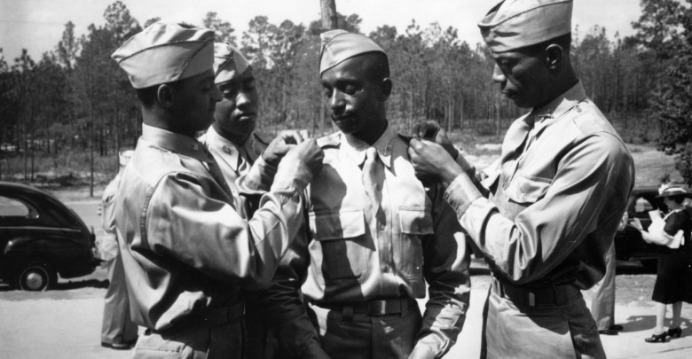 Exhibit Opens July 4 About Black Experience in WW2   The