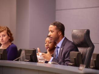 The Nov. 3 hearing, headed by Ward 5 Council member Kenyan McDuffie, focused on hot-button issues such as excessive use of force by police, body cameras, racism, training, regulating special police and community policing. /Photo: New Photographer