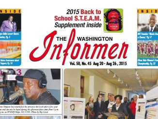 Washington Informer August 20, 2015
