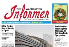Washington Informer, December 8, 2016