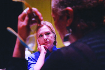 Hillary Clinton (Courtesy photo)