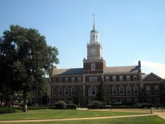 Founders Library at Howard University