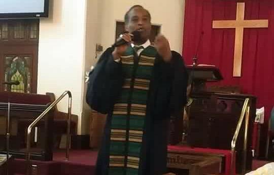 Rev. James Coleman (All Nations Baptist Church via Facebook)