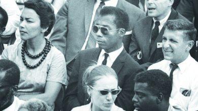 Internationally acclaimed author and scholar James Baldwin