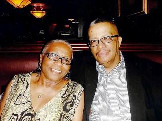 Margarett Baltimore and her husband, Robert.