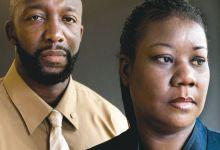 Tracy Martin and Sybrina Fulton, parents of Trayvon Martin