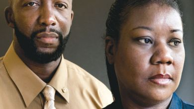 Tracy Martin and Sybrina Fulton, parents of Trayvon Martin