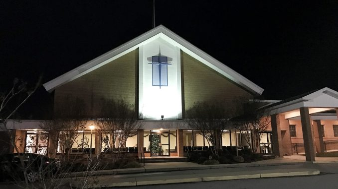 Rock Creek Baptist Church (Hamil Harris/The Washington Informer)