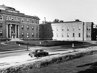 The Freedmen's Hospital /Courtesy of magazine.howard.edu