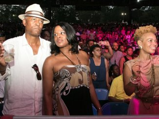 The second day of the 2016 Spirit Festival at Merriweather Post Pavilion in Columbia, Md. presented by CD Enterprises, capped off the night with Jill Scott as the headline performer. Before Jill took the stage Wisdom Speeks, The Chuck Brown Band, Kindred and the Family Soul, and The Roots entertained spectacularly.