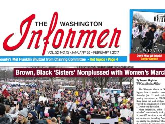 Washington Informer Digital Edition, January 26, 2017