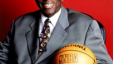 Earl Lloyd became the first black player in NBA history in 1950.