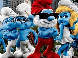 The Smurfs (Courtesy photo)