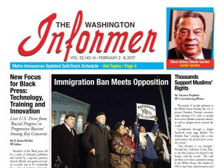 The Washington Informer - February 2 2017