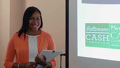 Francesca Jean Baptiste, a Maryland-based lawyer, seeks to help low- to moderate-income individuals and families with financial education. (Courtesy photo)