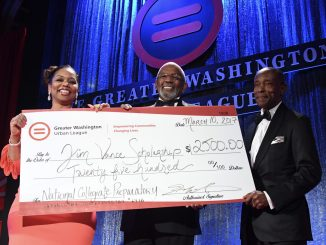 The Greater Washington Urban League held the 45th Annual Whitney M. Young, Jr. Memorial gala at the Ronald Reagan Building in Northwest on March 10. /Photo by Travis Riddick