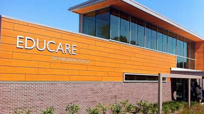 Educare DC's city campus is located in Parkside Kenilworth community in Northeast. The early child care programs offer an innovative approach towards education that is provided for low-income children as young as 6 weeks old. (Courtesy photo)