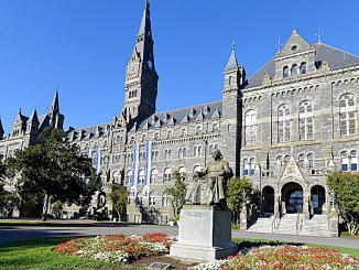 Georgetown University's president and others have formally apologized for the school's role in the slave trade. (Courtesy photo)