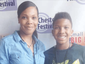 Mother-and-son duo Kerri and Anthony Michael Hobbs, are the one-two punch for a film production company in Maryland, Imagination Lunchbox. (Courtesy photo)
