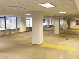 Unused office space may soon be converted into affordable housing. (Courtesy photo)
