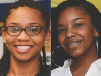 Dana Freeman (left) and Lauren Knights (Courtesy of PGCPS)