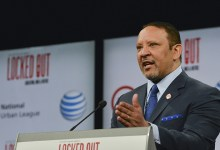 """Marc Morial, the president and CEO of the National Urban League, suggested that recent activism against many of the Trump Administration's proposals, caused the White House to change course. In this photo, Morial speaks during the """"2016 State of Black America"""" launch event at the Newseum in Washington, D.C. (Freddie Allen/AMG/NNPA)"""