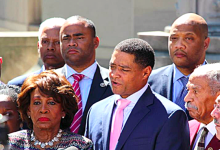 Rep. Cedric Richmond (D-La.), chair of the Congressional Black Caucus, rejected an invitation to meet with President Donald Trump. (Courtesy photo)