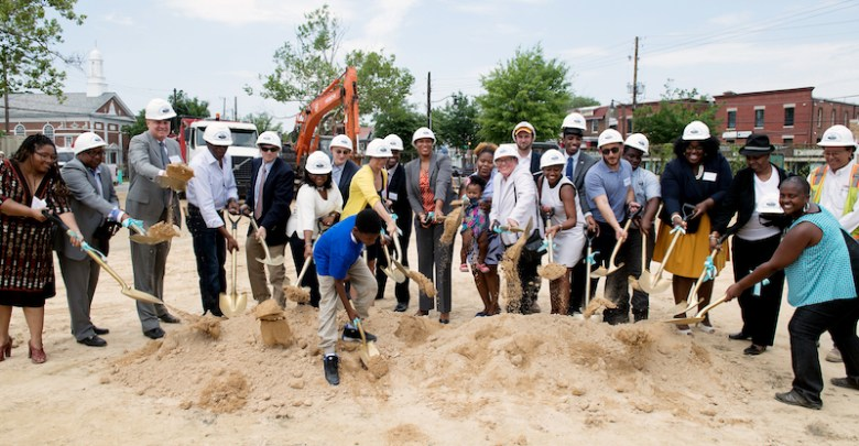 Democracy Prep Breaks Ground for Expansion in Southeast (Khalid Naji-Allah)
