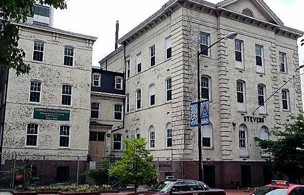 Thaddeus Stevens School (Courtesy photo)