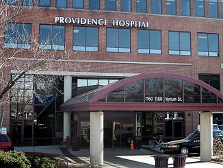 Providence Health System in northeast D.C. (Courtesy of Turner Construction Company)