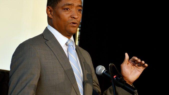 **FILE** Congressional Black Caucus Chair Cedric Richmond, Louisiana Democrat (Roy Lewis/The Washington Informer)