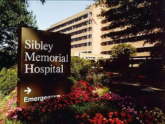 Sibley Memorial Hospital in Washington, D.C.
