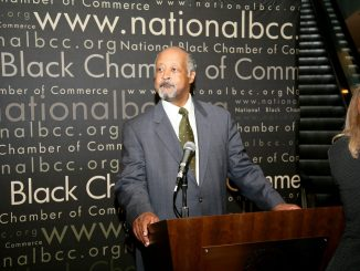 Harry Alford, president and CEO of the National Black Chamber of Commerce (Courtesy photo)