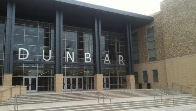Dunbar Senior High School in northwest D.C. (Courtesy of DCPS)
