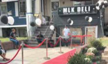 The MLK Deli is open from 7 a.m. to 7 p.m, Mon.-Sat. (DR Barnes/The Washington Informer)