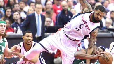"**FILE** Washington Wizards forward Markieff Morris said it's a ""high possibility"" he will play his first game of the season Nov. 3 vs. the Cleveland Cavaliers. (John De Freitas/The Washington Informer)"