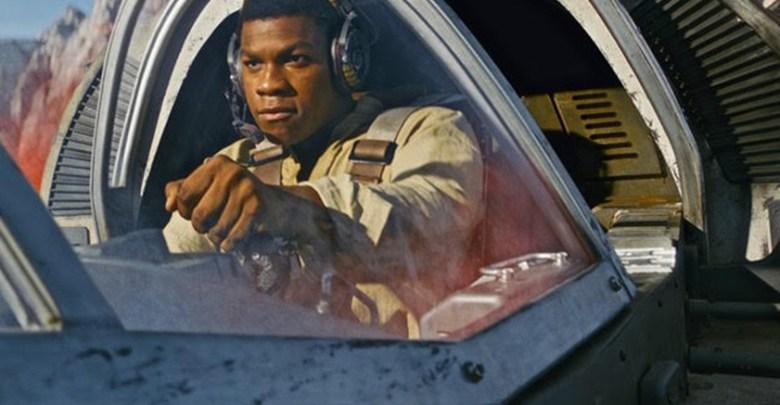 """John Boyega stars in """"Star Wars: The Last Jedi."""" (Lucasfilm)"""