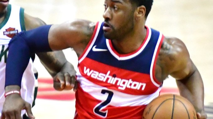 **FILE** John Wall (John De Freitas/The Washington Informer)
