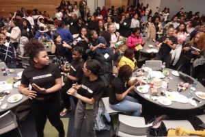 The Washington Area Women's Foundation holds its first GirlsLEAD Summit at the University of the District of Columbia on March 9. (Photo by Reese Bland)