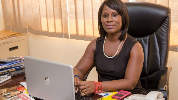 Ghana leads the way in female entrepreneurship. (Courtesy of ecgonline.com)