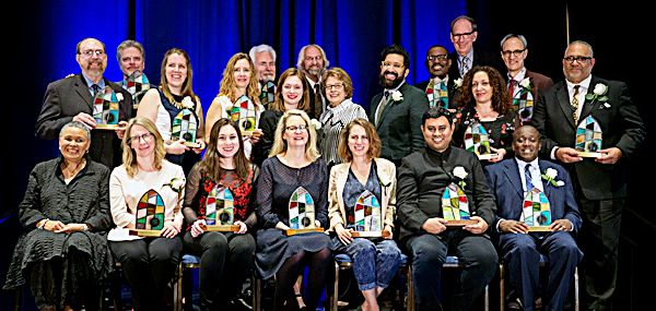 Wilbur Award winners (Courtesy photo)